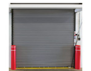 Fire-Rated Insulated Rolling Service Doors, Inegral Frame & Sill Fire Counter Garage Doors, from Overhead Door Company of NWI