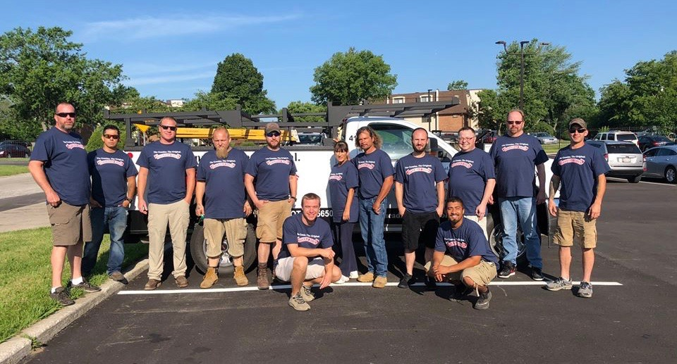Overhead Door of Northwest Indiana Team Photo