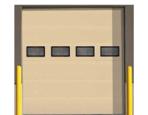 Thermacore Steel Doors, Insulated Commercial Garage Doors from Overhead Door Company of NWI