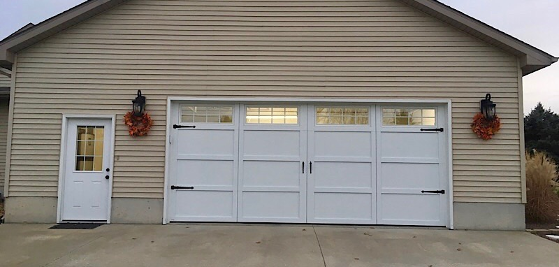 Overhead Garage Door Installation Wheatfield 2