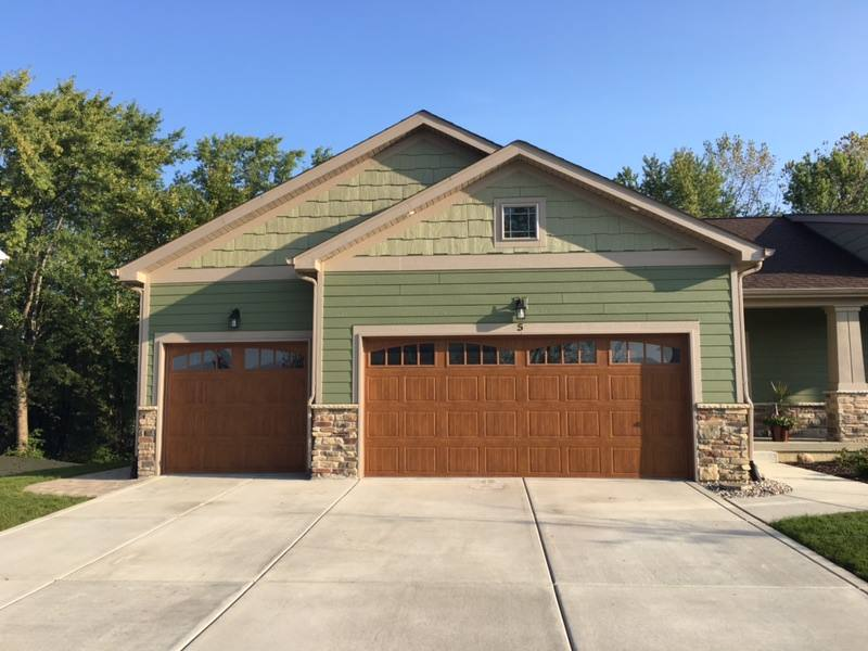 Wooden Garage Door Installation St
