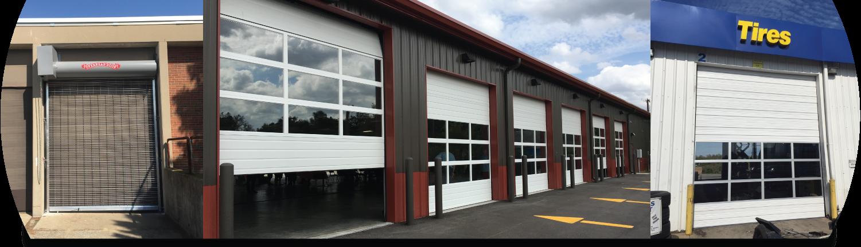 Rolling Steel Doors, Commercial Grade Garage Doors from